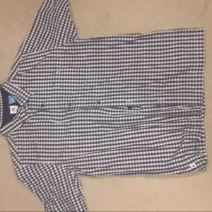 Button up shirt, Blue, size XL.